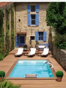 Installer une piscine dans un coin inaccessible c est for Reglementation piscine moins de 10m2