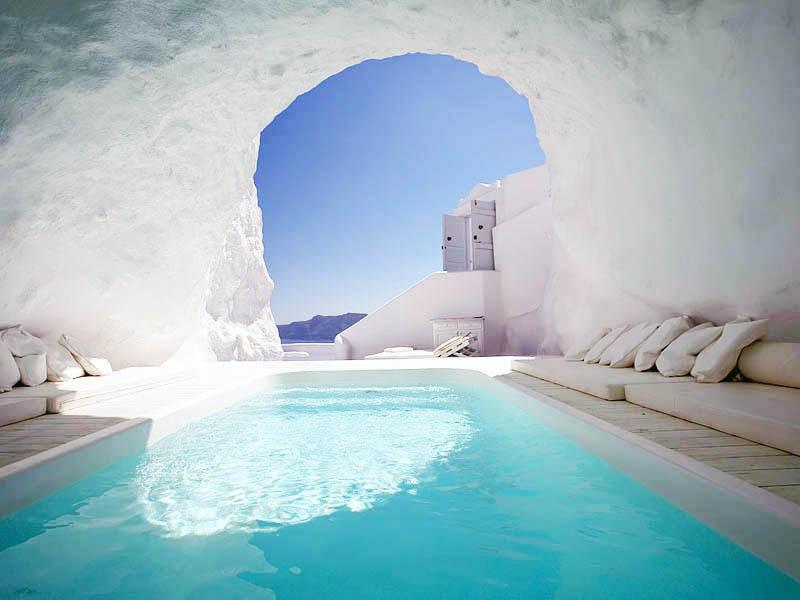 Hotel Katikies - Grèce