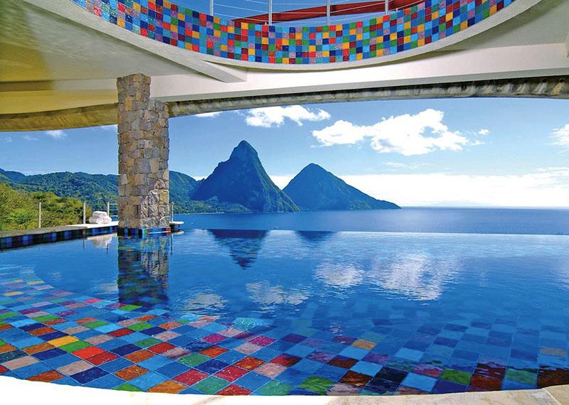 Jade Mountain Resort - St Lucie