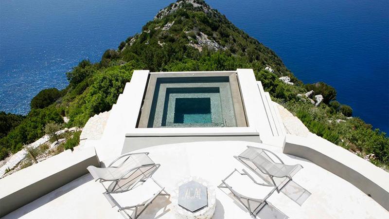 Villa Cephalonie Wild Rose - Grèce