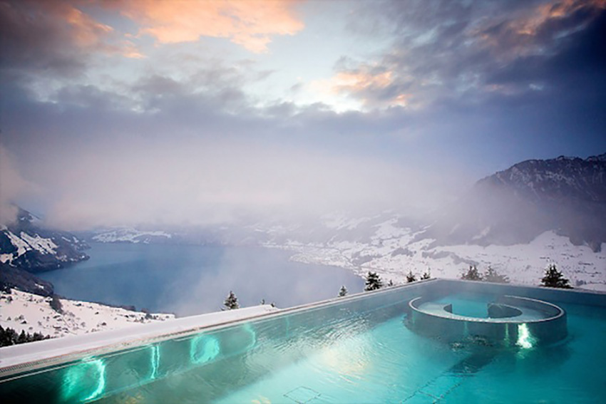 Villa Honegg - Suisse