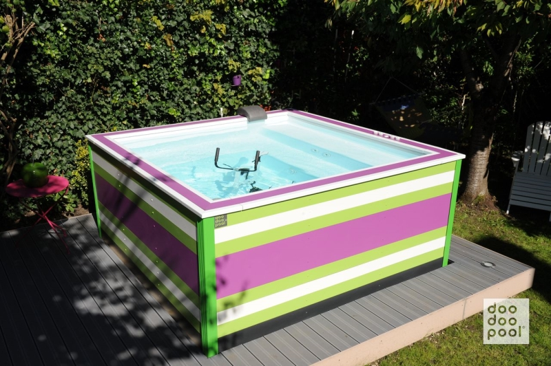 la micro piscine est arriv e abri de jardin et piscine le blog. Black Bedroom Furniture Sets. Home Design Ideas