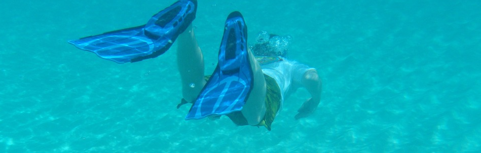 Les bienfaits de nager dans votre piscine avec des palmes for Palmes pour piscine