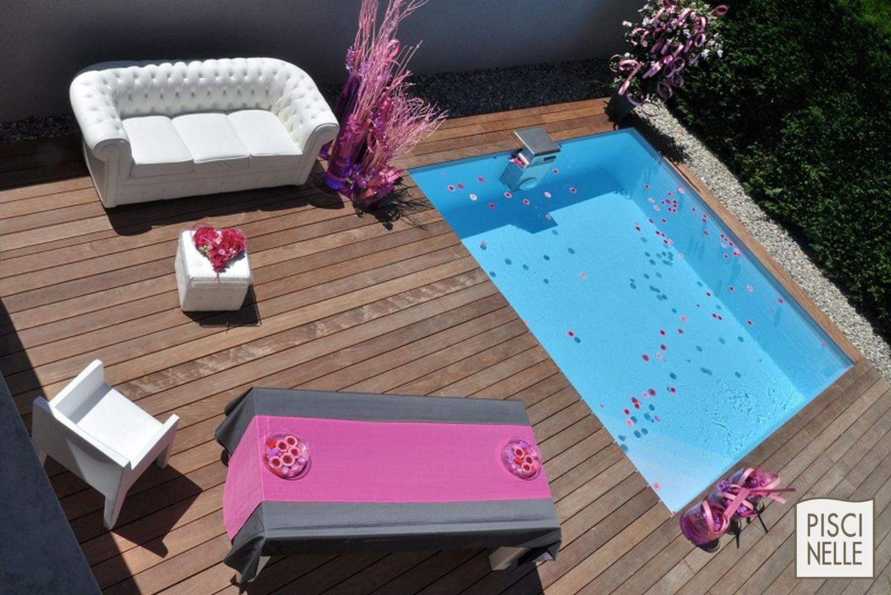 Personnaliser sa piscine astuces et conseils abri de for Piscine dans abri de jardin