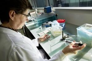 le trajet d'un echantillon au laboratoire departemental d'analyse