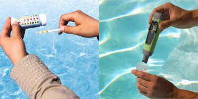 Analyser son eau de piscine le tac abri de jardin et for Piscine ph trop bas