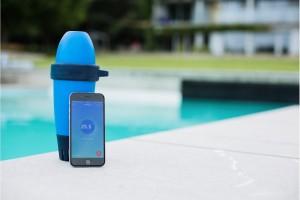 L'application est téléchargeable gratuitement et s'appelle blue by Riiot