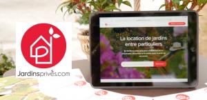 La nouvelle start-up qui vous permet de louer votre jardin à des particuliers !